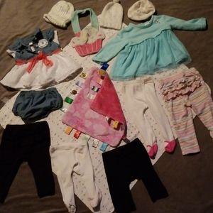 Baby Girl ADORABLE Lot nb-12mo *Sale*$30*
